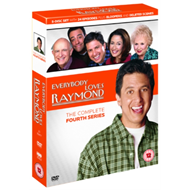 Produktbilde for Alle Elsker Raymond - Sesong 4 (UK-import) (DVD)