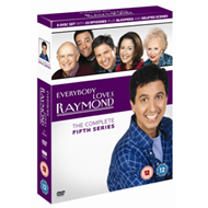 Produktbilde for Alle Elsker Raymond - Sesong 5 (UK-import) (DVD)