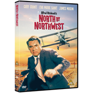 Produktbilde for North By Northwest (1959) / Med Hjertet i Halsen (UK-import) (DVD)
