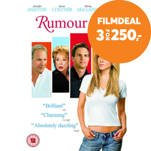 Rumour Has It... (UK-import) (DVD)