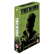 Produktbilde for The Wire - Sesong 2 (UK-import) (DVD)