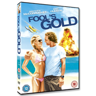 Produktbilde for Fool's Gold (UK-import) (DVD)