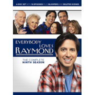Produktbilde for Alle Elsker Raymond - Sesong 9 (UK-import) (DVD)