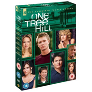 Produktbilde for One Tree Hill - Sesong 4 (UK-import) (DVD)