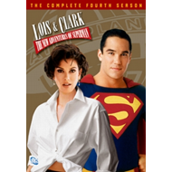 Produktbilde for Lois & Clark - The New Adventures Of Superman - Sesong 4 (UK-import) (DVD)