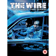 Produktbilde for The Wire - Sesong 3 (UK-import) (DVD)