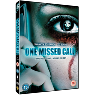 Produktbilde for One Missed Call (UK-import) (DVD)