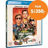 Produktbilde for Once Upon A Time In Hollywood (DK-import) (BLU-RAY)