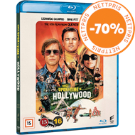 Produktbilde for Once Upon A Time In Hollywood (BLU-RAY)