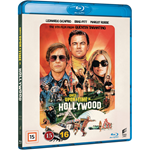 Once Upon A Time In Hollywood (DK-import) (BLU-RAY)