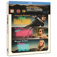 Produktbilde for Once Upon A Time In Hollywood - Limited Steelbook Edition (BLU-RAY)