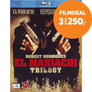 Produktbilde for Robert Rodriguez' El Mariachi Trilogy (BLU-RAY)