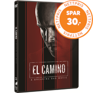 Produktbilde for El Camino: A Breaking Bad Movie (2019) (DVD)