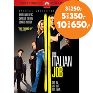 Produktbilde for The Italian Job (2003) (DVD)