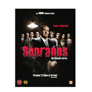 Produktbilde for The Sopranos - Den Komplette Serien (DVD)