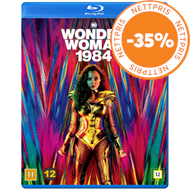 Produktbilde for Wonder Woman 1984 (Wonder Woman 2) (BLU-RAY)