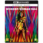 Wonder Woman 1984 (Wonder Woman 2) (4K Ultra HD + Blu-ray)