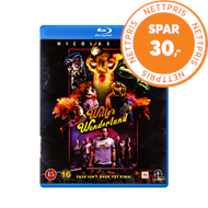 Produktbilde for Willy's Wonderland (BLU-RAY)