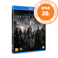 Produktbilde for Zack Snyder's Justice League (BLU-RAY)