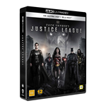 Zack Snyder's Justice League (4K Ultra HD + Blu-ray)