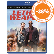 Produktbilde for Lethal Weapon - Sesong 1 (BLU-RAY)