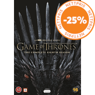 Produktbilde for Game Of Thrones - Sesong 8 (DVD)