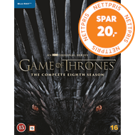 Produktbilde for Game Of Thrones - Sesong 8 (BLU-RAY)