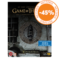 Produktbilde for Game Of Thrones - Sesong 8 - Limited Steelbook Edition (4K Ultra HD + Blu-ray)