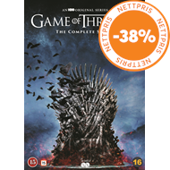 Produktbilde for Game Of Thrones - Sesong 1-8 (DVD)