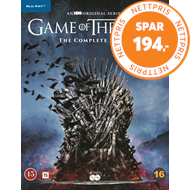 Produktbilde for Game Of Thrones - Sesong 1-8 (BLU-RAY)