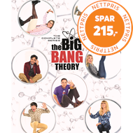 Produktbilde for The Big Bang Theory - Sesong 1-12 - The Complete Series (DVD)
