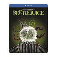 Produktbilde for Beetlejuice - Limited Steelbook Edition (BLU-RAY)