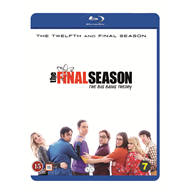 Produktbilde for The Big Bang Theory - Sesong 12 (BLU-RAY)