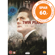 Produktbilde for Twin Peaks - Sesong 1-3 (BLU-RAY)