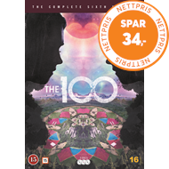 Produktbilde for The 100 - Sesong 6 (DVD)
