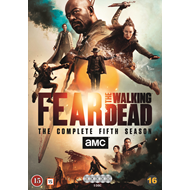 Produktbilde for Fear The Walking Dead - Sesong 5 (DVD)