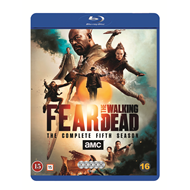 Produktbilde for Fear The Walking Dead - Sesong 5 (BLU-RAY)