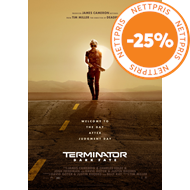 Produktbilde for Terminator 6 - Dark Fate (BLU-RAY)