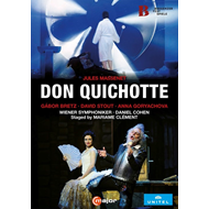 Produktbilde for Massenet: Don Quichotte (DVD)