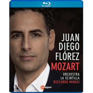 Produktbilde for Mozart (BLU-RAY)