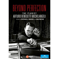 Produktbilde for Beyond Perfection - The Pianist Arturo Benedetti Michelangeli (DVD)