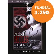 Produktbilde for Adolf Hitler - The Rise & Fall Of The Third Reich (DVD)