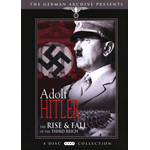 Adolf Hitler - The Rise & Fall Of The Third Reich (DVD)