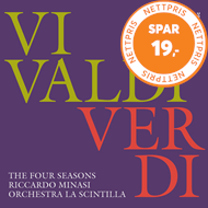 Produktbilde for Vivaldi: The Four Seasons (CD)