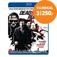 Produktbilde for Dead Man Running (BLU-RAY)