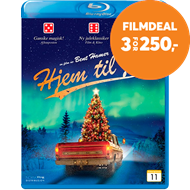 Produktbilde for Hjem Til Jul (BLU-RAY)