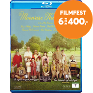 Produktbilde for Moonrise Kingdom (BLU-RAY)