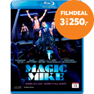 Produktbilde for Magic Mike (BLU-RAY)