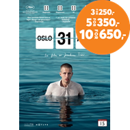 Produktbilde for Oslo 31. August (DVD)