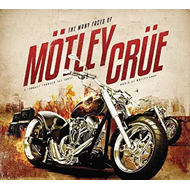 Produktbilde for The Many Faces Of Mötley Crue (USA-import) (3CD)
